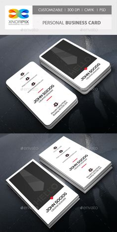 Clean business card business cards corporate business and business reheart Image collections