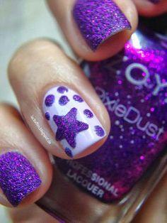 Ragyogj lilában! / Sparkle in #purple!