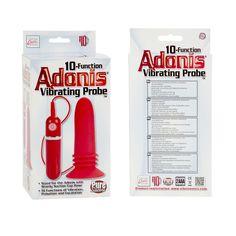 Adonis Vibrating Probe Red