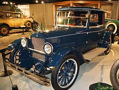 Studebaker 1924 Light Six with Custom Coachwork - In August, 1924, the car was renamed the Studebaker Standard Six. While in production, the Light Six / Standard Six represented Studebaker's least expensive model. The car was available in a full array of body styles throughout its production.