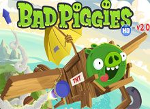 Angry Birds Bad Piggies HD | Juegos Angry Birds - jugar online