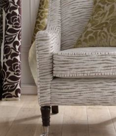 Zebrano... Accent Chairs, Armchair, Upholstery, Textiles, Furniture, Home Decor, Upholstered Chairs, Sofa Chair, Single Sofa
