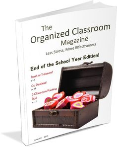 Just listed!  End-of-the-Year Magazine! - The Organized Classroom Blog