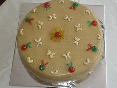 Bolo di cashupete (cashewnoten taart)