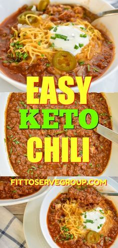 Stomach Fat Loss Easy Keto Chili is our family recipe. It's a bold low carb chili packed with Tex-Mex flavor and easy to make. Fat Loss Easy Keto Chili is our family recipe. It's a bold low carb chili packed with Tex-Mex flavor and easy to make. Ketogenic Diet Meal Plan, Keto Diet Plan, Diet Meal Plans, Ketogenic Recipes, Diet Recipes, Healthy Recipes, Slimfast Recipes, Meal Prep, Dessert Recipes