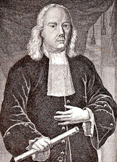 Abraham van Riebeeck, son of the founder of the Dutch Cape Kolony Jan van Riebeeck. Abraham himself became govenor of the Dutch Indies (Nederland-Indië)