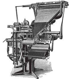 In its time, Ottmar Mergenthaler's Linotype machine was as transformational as digital media has become today. Since Gutenberg developed moveable type almost six centuries ago, printing relied upon hand-set type -- a slow, painstaking and labor-intensive process. Before the 1880s, newspapers were a solid gray mass of densely set type. And no daily paper in the world was longer than eight pages.Merganthaler, a Baltimore watchmaker and inventor, designed a huge clattering machine with…
