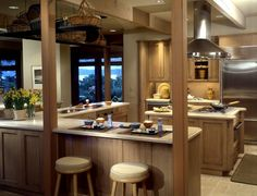 Craftsman Kitchen With Merola Tile  Tessera Subway River 1134 Captivating 11 X 8 Kitchen Designs Design Decoration