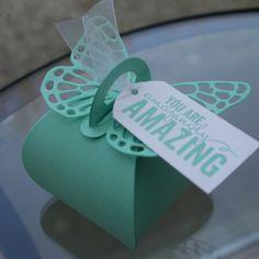 Curvy Keepsake and Butterflies Thinlits