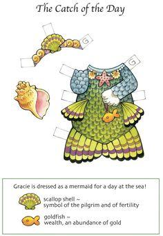 inkspired musings: Mermaids floating in on a Friday