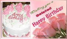 Image result for happy belated birthday flowers