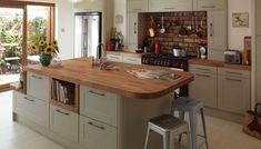 Most Awesome Sage Kitchen Cabinet Design Ideas Sage Kitchen, Rustic Kitchen, Country Kitchen, New Kitchen, Awesome Kitchen, Funny Kitchen, Kitchen Corner, Kitchen Small, Wooden Kitchen
