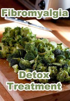 Using Detox to Treat Fibromyalgia