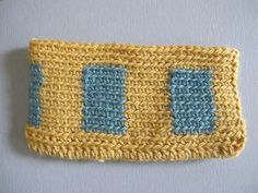 back loop tapestry crochet