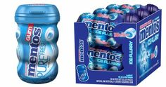 Amazon Deal on Mentos Gum + Coupon May 2016 - http://couponsdowork.com/amazon-deals/amazon-deal-mentos-gum/