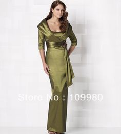 Cheap dresses gowns uk, Buy Quality dress sleeves directly from China gown city dresses Suppliers: 	Wide Portrait Collar Ruched Empire Waist Slim Taffeta Mother of The Bride Dress Party Gown	  	Note:			Color proble