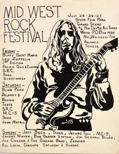 sound seen: Early festival posters Rock Posters, Band Posters, Music Posters, Rock Festivals, Music Festivals, Concerts, Vintage Concert Posters, Vintage Posters, John Mayall