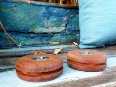 Wood wheels for Sliding Barn Door Hardware