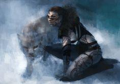 Guild Wars 2 Norn by N-pitlig on deviantART