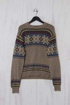 Second Hand Norweger Pullover, Ralph Lauren Trends, Second Hand, Men Sweater, Rain, Ralph Lauren, Vintage, Sweaters, Fashion, Breien