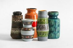New This Week: West German Pottery « Hindsvik At Home Blog