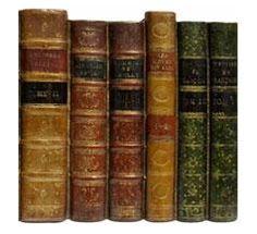 Memoirs Faux Books