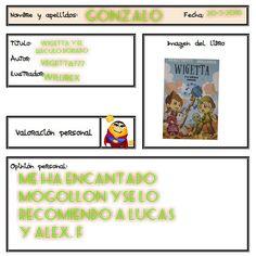 Gonzalorecomiendaotra gran aventura de Wigetta.