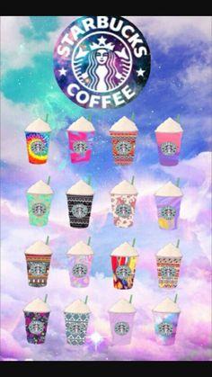 Starbucks Galaxy