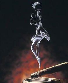 Photoshop Smoke Effect Tutorial.