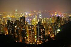 Romantic View Kowloon, Hong Kong