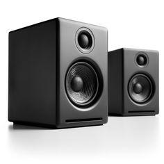 Audioengine: A2+ Powered Desktop Speakers - Black (A2+B)