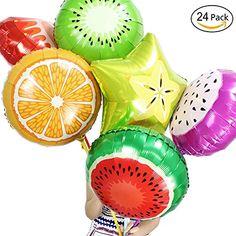 "18"" Fruit Balloons Foil Balloons Mylar Balloons for Party... https://www.amazon.com/dp/B076YBMXKL/ref=cm_sw_r_pi_dp_U_x_5CXQAbHZZ4T0B"