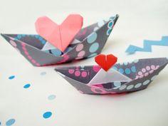diy origami boats