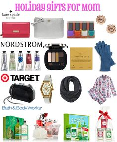 2013 Holiday Gift Guide for Moms