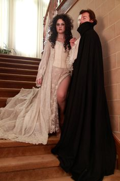 Phantom of the Opera costume photo shoot with actress Lexie Lambert...Photography by MichiVision