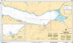 CHS Nautical Chart 4652: Humber Arm Meadows Point to/à Humber River Mariners sailing in Canadian waters are required to carry and use nautical charts issued by or on the authority of CHS, in accordanc