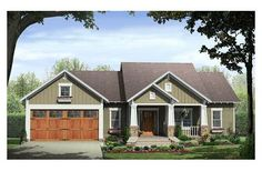 HPG-1509B-1-The Wilson Creek is a 2,271 sq. ft./ 3 bedroom/ 2 bath house plan that you can checkout online at  http://www.houseplangallery.com/HPG-1509B-1