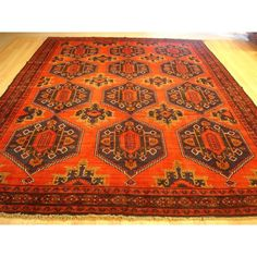 Antique Persian Baluch Rug- Beautiful colors