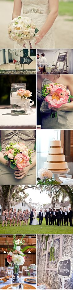 Real Shabby Chic Museum Wedding: Sarah + Ross - WeddingWire: The Blog | WeddingWire: The Blog