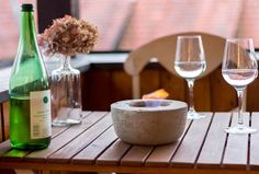 Tischfeuerschale und Tischkamin sorgen für unvergesslich romantische Abende. Ich zeige Dir, wie du dir selbst eine Tischfeuerschale aus Beton gießen kannst!