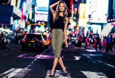 leopard+skirt