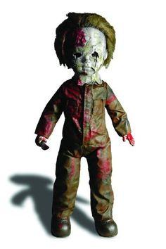 Mezco Living Dead Dolls: Halloween II (2009) Michael Myers Doll by Mezco Toys, http://www.amazon.com/dp/B002BGZKVA/ref=cm_sw_r_pi_dp_eLlPrb17ND9WR