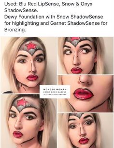 Halloween Ideas with SeneGence products.  I would love to tell you about the amazing products SeneGence offers. From skin care to LipSense, we have something for everyone. Message me to order or ask me how you can join my team. You can also find me at Facebook.com/KissandMakeupinIndiana.   Independent Distributor #366038