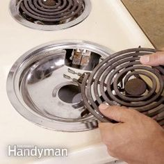 You can solve most electric range burner problems yourself and avoid the expensive service call. It's quick and easy to replace a burner or bad burner socket.
