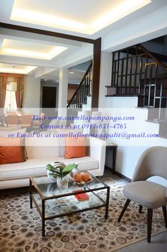 Model house interior design