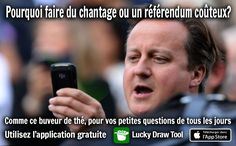 #politique #brexit #royaumeuni #europe Voici l'application: https://itunes.apple.com/fr/app/lucky-draw-tool-draw-numbers/id1063332030?mt=8