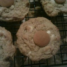 Banana Pudding Cookie www.facebook.com/zenobiasweetooth
