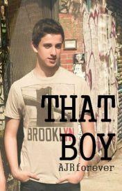 That Boy ~Jack Met - AJR~ - That Boy - Page 1 - Wattpad