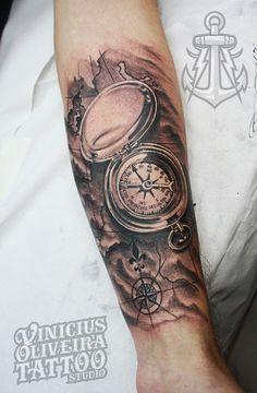 Compass, bussola, Portugal, mapa, map, Montijo, Alcochete, Pinhal novo, setubal, moita, margem sul, tattoo, style, europe, tatuagens, top