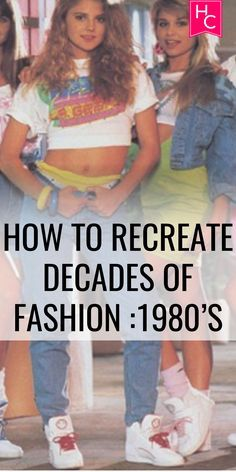 80 theme party outfit style How to Recreate Decades of Fashion: Diy Outfits, 80s Style Outfits, 80s Theme Party Outfits, 80s Party Costumes, 1980s Costume, 80s Party Dress, Party Outfits For Women, Outfits Casual, Vintage Outfits